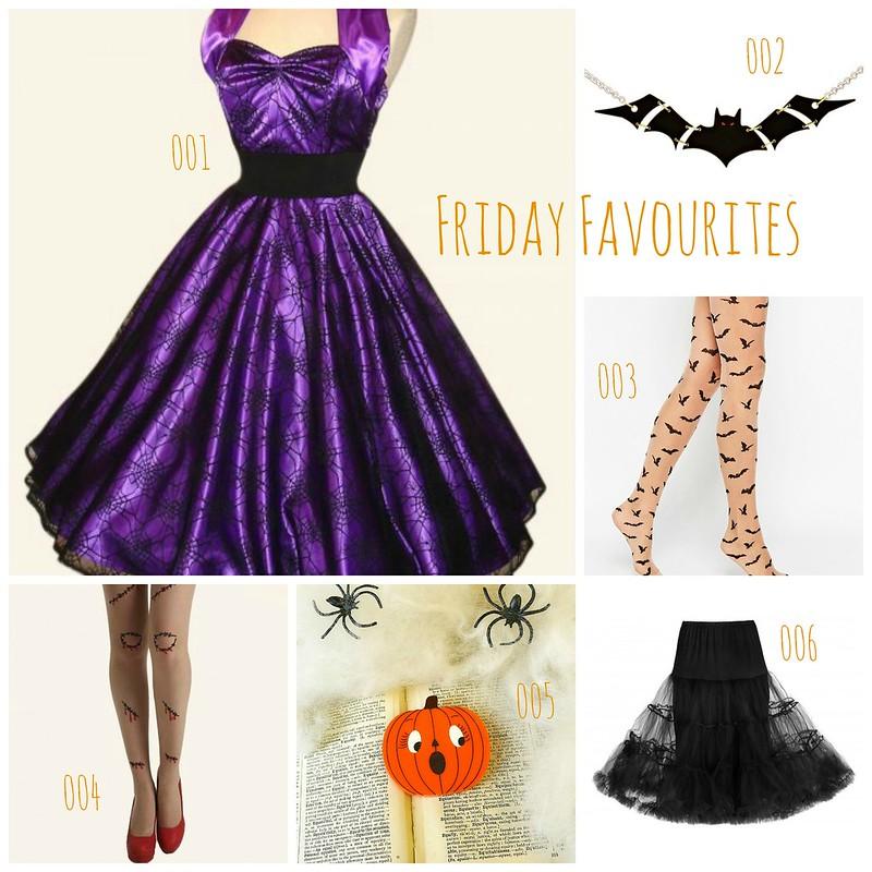 Halloween FF Collage