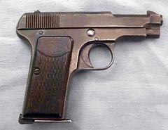 Pistola Beretta mod.1915
