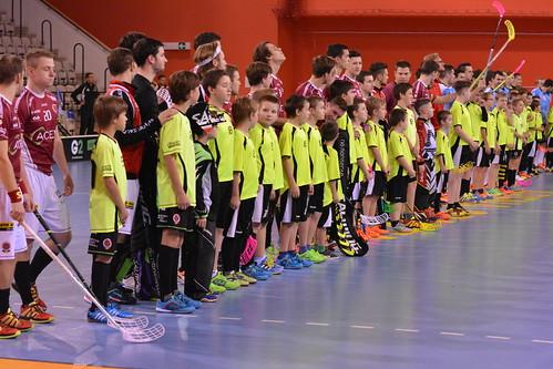 ACEMA Sparta Praha vs. Technology Florbal MB