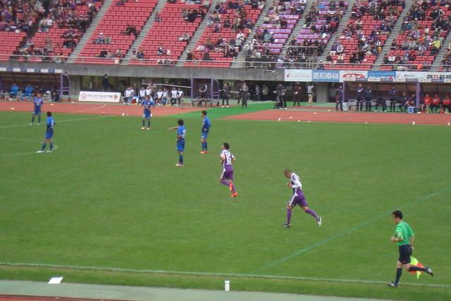 2015/11 J2第42節 京都vs水戸 #11