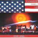 """Tangerine Dream Encore 12"""" vinyl 2LP"""
