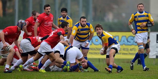 2015/16 - 1° XV - Piacenza vs RPFC (Foto Basi)