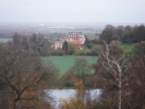 Ampthill Park House and Reservoir