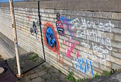 More Graffiti at Linnahall