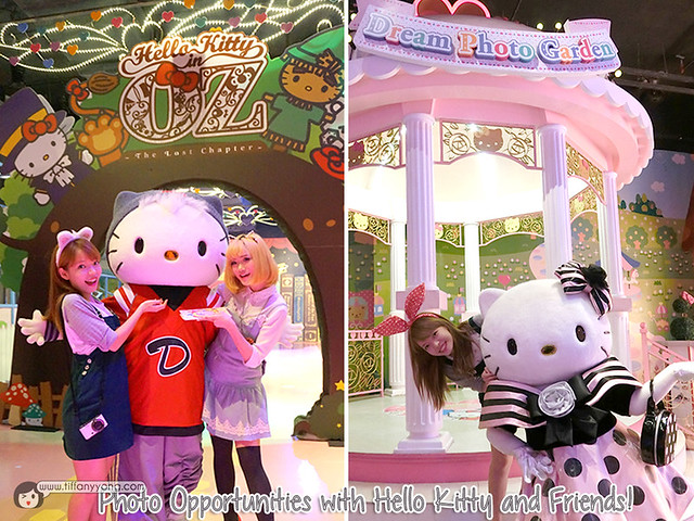 Hello Kitty in Oz Photo Opportunities