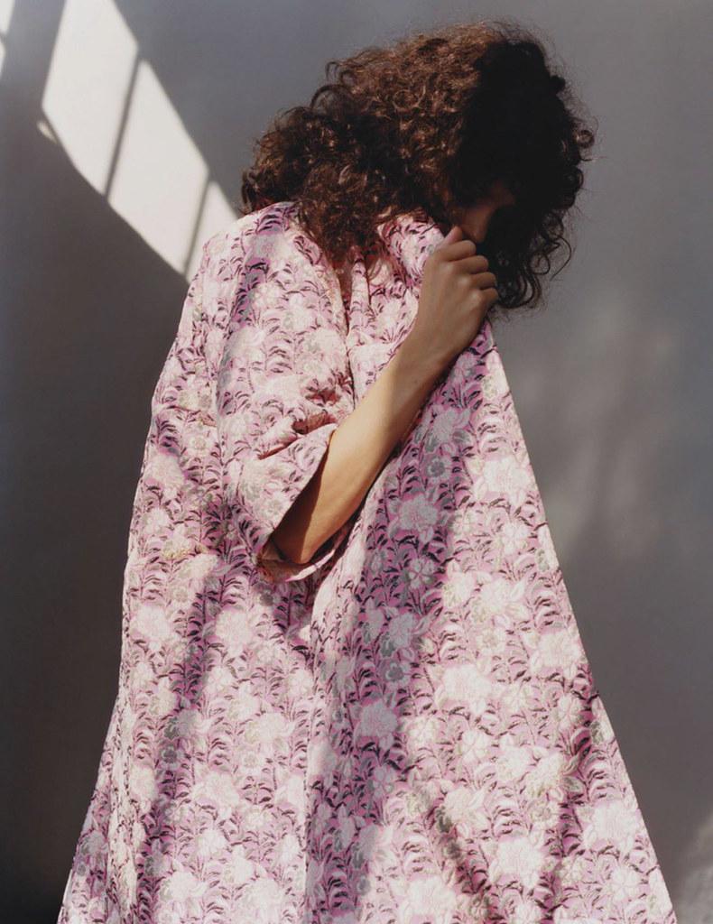 Аня Рубик — Фотосессия для «Vogue» FR 2015 – 8