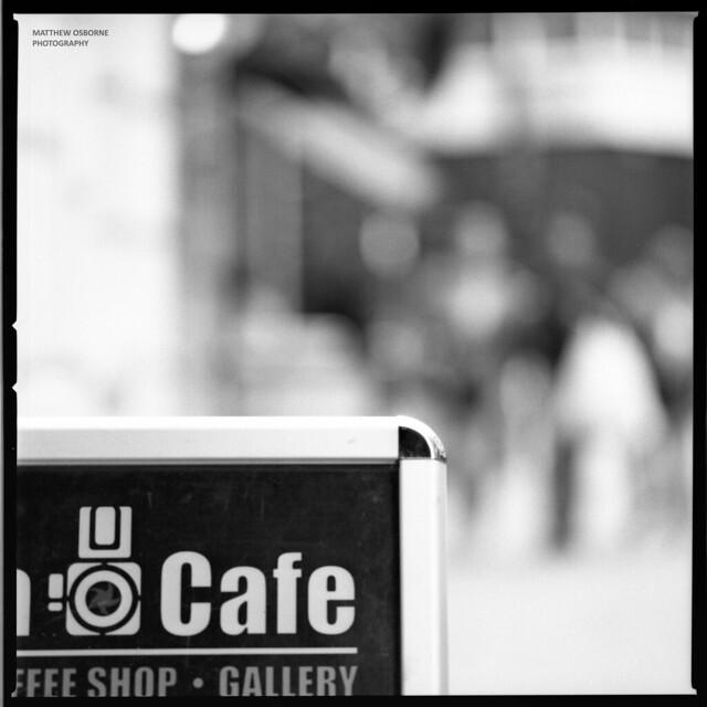 Hasselblad Camera Cafe