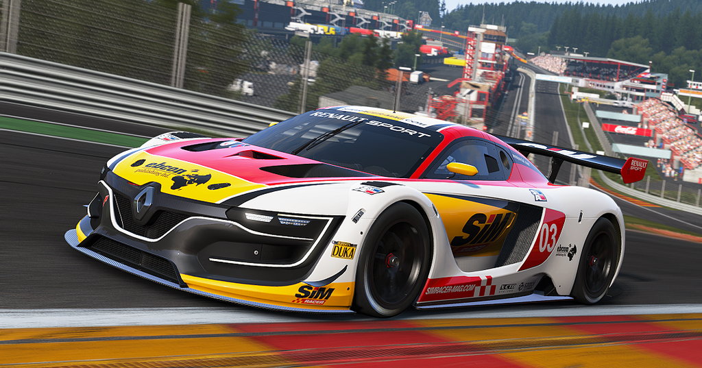 Project Cars U2013 More Renault Sport Car Pack Previews