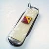 Vintage Imperial Pocket Knife w/ U.S. Army Ordnance Center and School Unit Crest