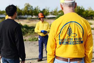 CSBC Disaster Relief Training 2014