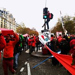 Sat, 12/12/2015 - 12:21pm - The enormous red line moving around Paris climate change March
