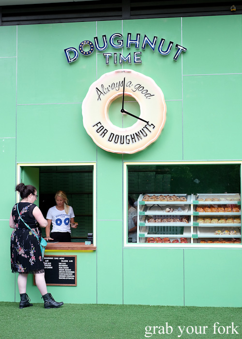 Doughnut Time at Central Park, Chippendale