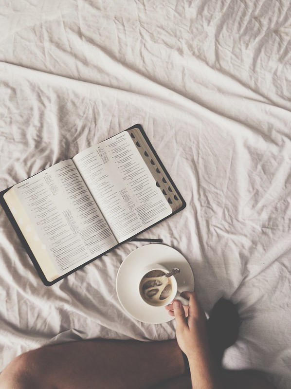 Coffee and devotion
