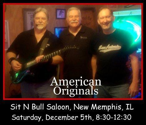 American Originals 12-5-15