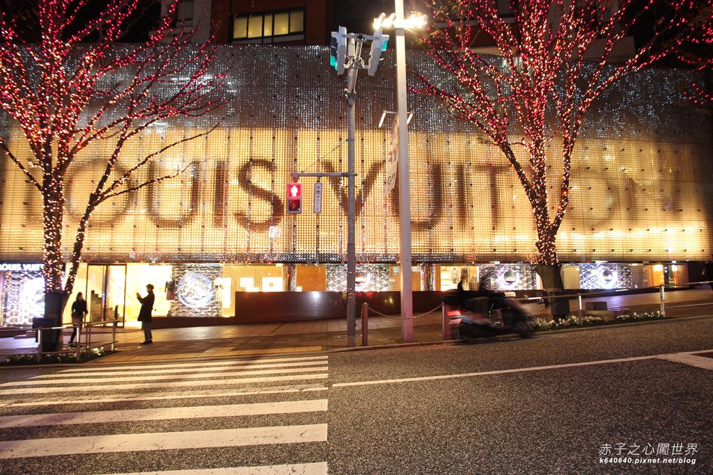 Tokyo Winter Illuminations- 六本木之丘-周圍點燈-IMG_0105087