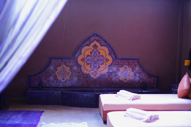 Traditional Moroccan Hammam, Palais Aziza Resort & Spa Tanvii.com