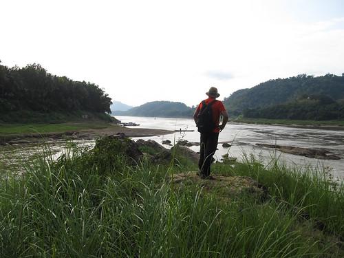 Luang Prabang: au confluent de la rivière Nam Khan et du Mékong
