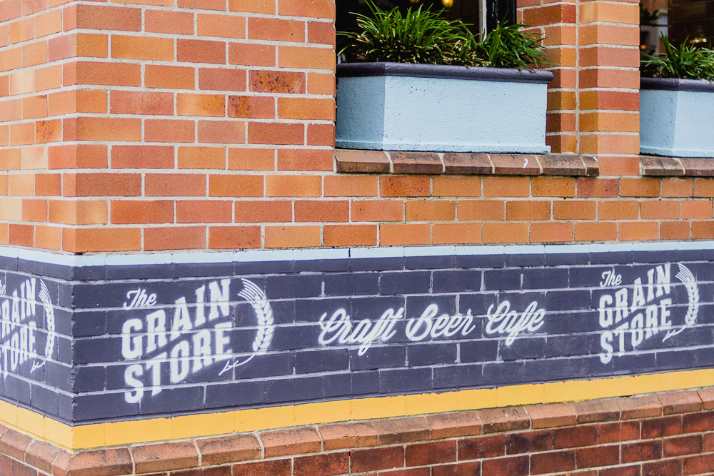 grain store craft beer brewery newcastle australia