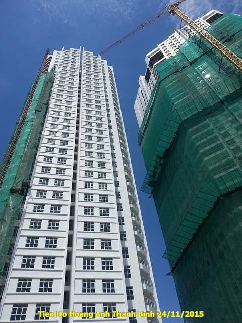 Thời gian bàn giao nhà căn hộ Hoàng Anh Thanh Bình