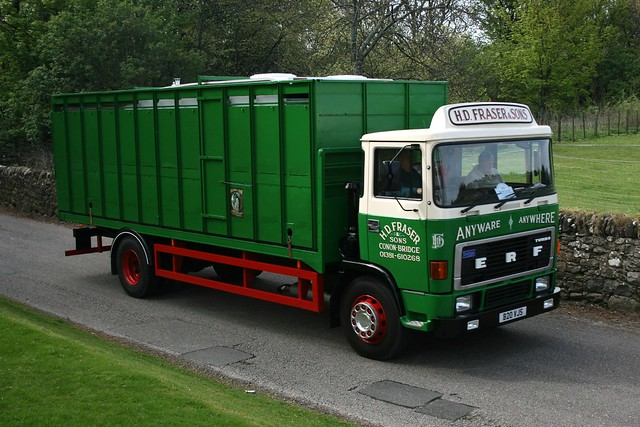 ERF Magnificence #3 H.D.Fraser & Sons, Dalmore 2014