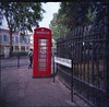 Phone booth - London (UK)