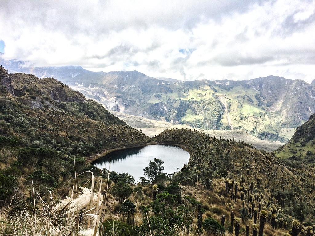 Hiking in Los Nevados National Park: Best Trek in Colombia ...  Los Nevados National Park