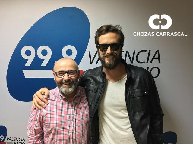 Chozas Carrascal Pepe Romera Las 5 de Todo irá bien Paco Cremades