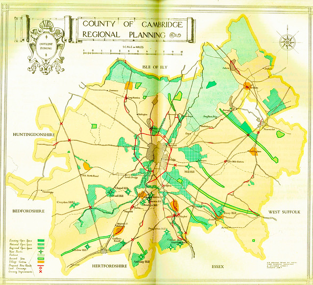 1934 Cambs proposed infrastructure improvements