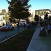 A wacky Ms. America parade in my neighborhood this weekend #alwaysinteresting #hantzhouse