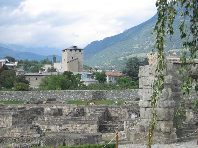 AOSTE - Italia