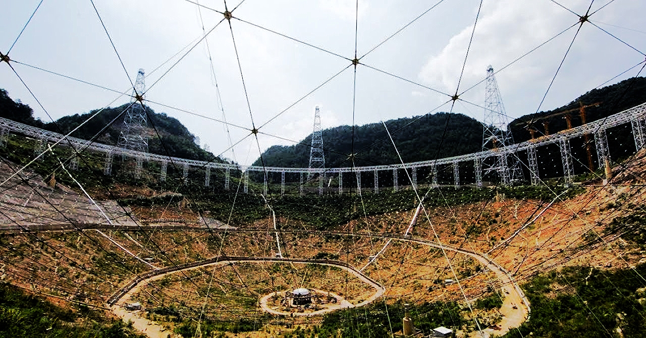 Five hundred meter Aperture Spherical Telescope (五百米口径球面射电望远镜) - China 17