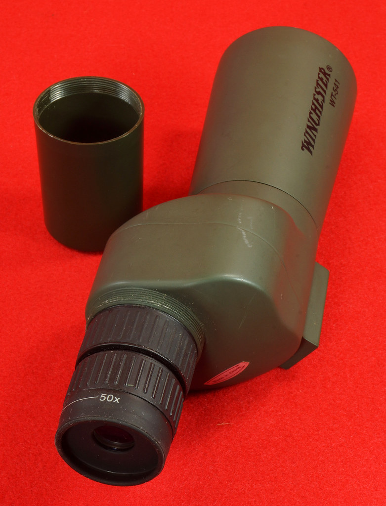 RD14520 Winchester WT-541 Spotting Scope with Bag DSC05902