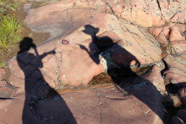 Killarney Stones Symbol Hiking Trail