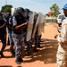 UNAMID Trians 30 Government of Sudan Police Officers in El Daein, East Darfur