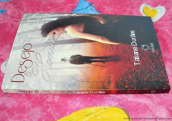Resenha, livro, Desejo & Honra Tatiane Durães