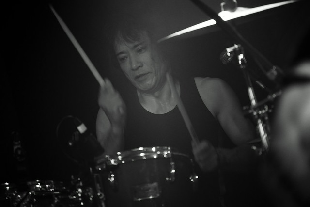 Turbines Drive live at 獅子王, Tokyo, 28 Aug 2015. 057