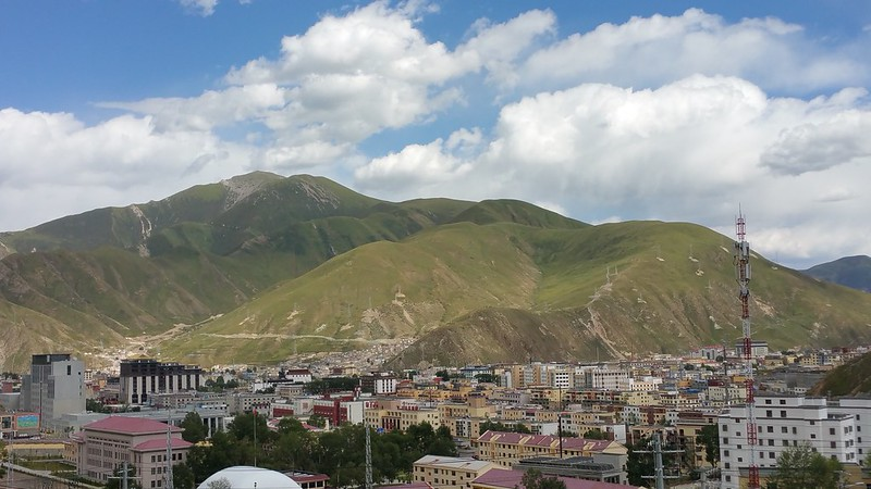 Yushu Top View