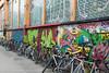 Bikes in Neue Heimat