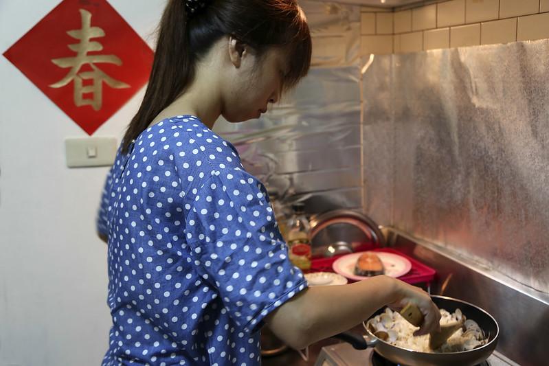 固鋼黃金陶瓷不沾鍋具雙鍋4件組,食譜料理生活 @陳小可的吃喝玩樂