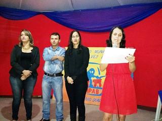 Jânio Quadros: Colégio Municipal realiza evento em comemoração ao dia do estudante