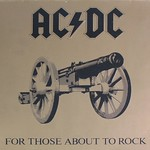 AC/DC For Those About To Rock We Salute You GATEFOLD