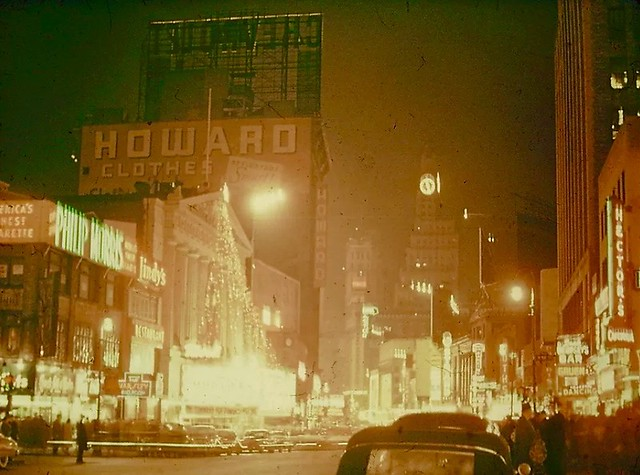 Times Square - 1940s