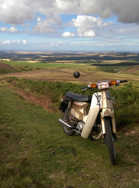Rebuilding and riding the C90