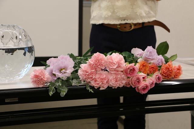 日比谷花壇 アレンジメント