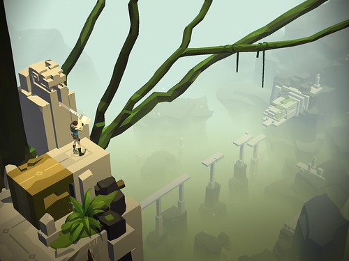 Lara Croft GO Apple Ipad Air 05