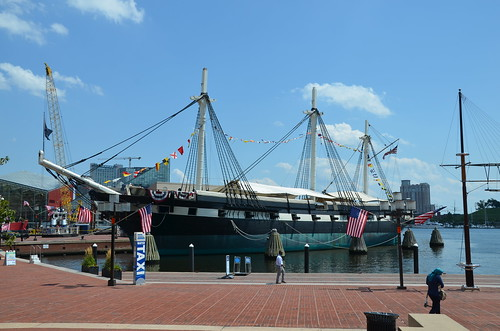 Baltimore Harbour Aug 15 (1)