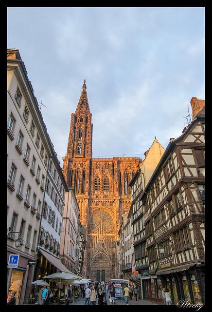 Catedral de Notre dame de Estrasburgo