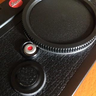 M6 + Leica #14195 cap = fit