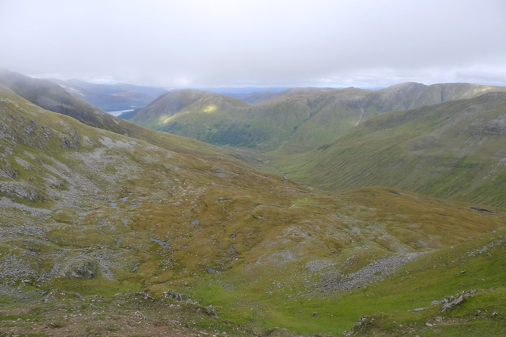 Towards Affric and Gleann na Ciche