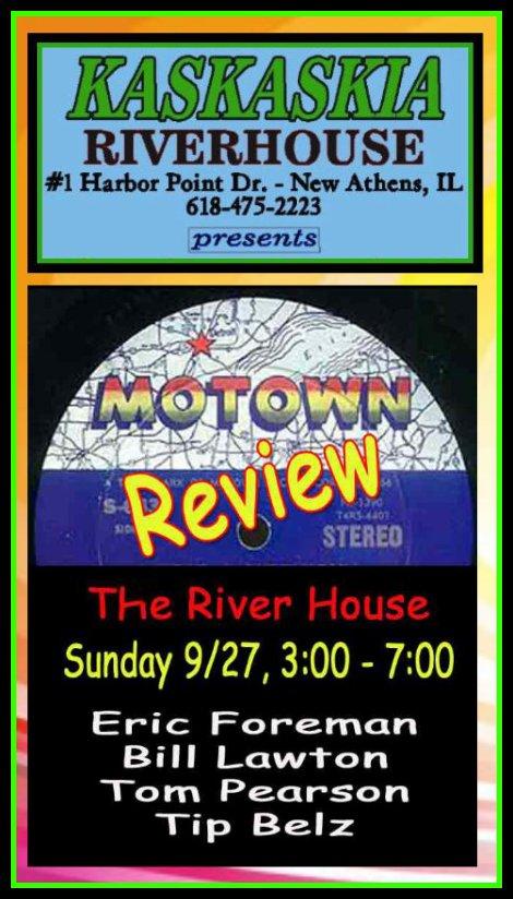 Kaskaskia Riverhouse 9-27-15